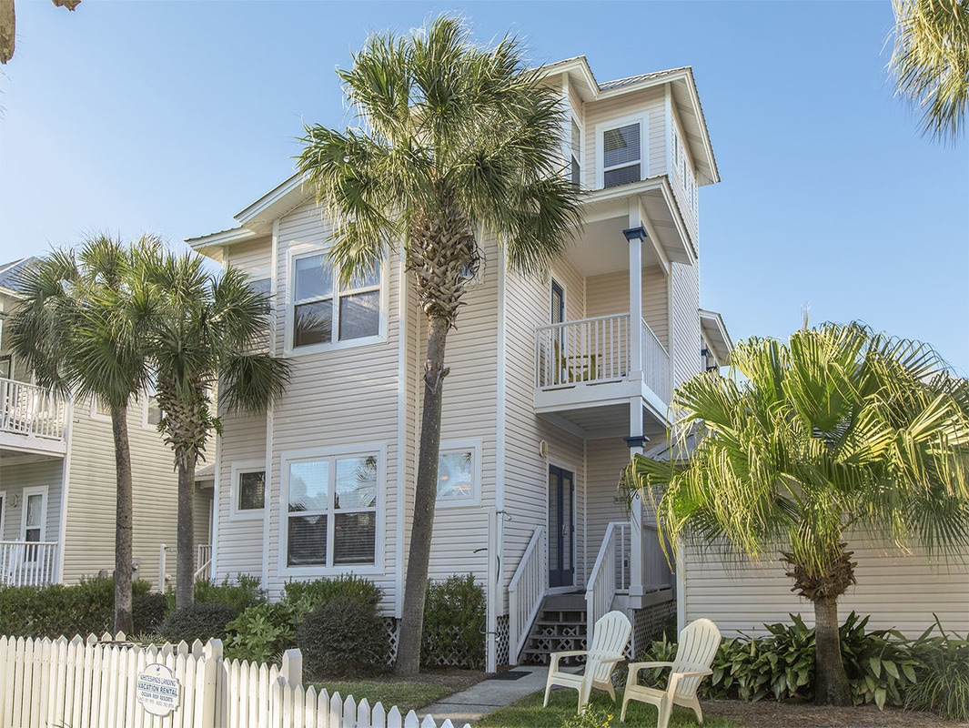 White Sands Landing Gulfside Cottages